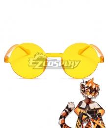 Arknights Waai Fu Glasses Cosplay Accessory Prop