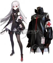Arknights Warfarin Cosplay Costume