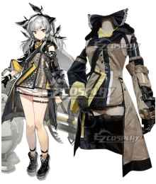 Arknights Weedy Cosplay Costume