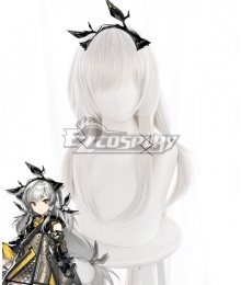 Arknights Weedy Gray Cosplay Wig