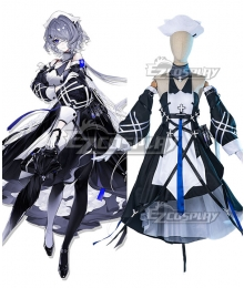 Arknights Whisperain Cosplay Costume