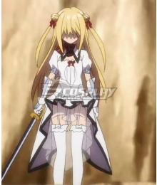 Assasins Pride Melida Angel Battle Cosplay Costume