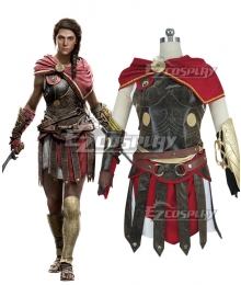 Assassin's Creed Odyssey Kassandra Cosplay Costume