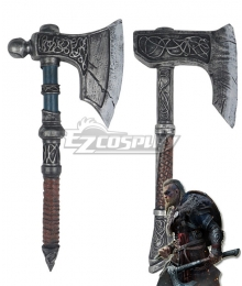 Assassin's Creed Valhalla Eivor Hatchet Cosplay Weapon Prop