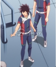 Astra Lost in Space Kanata Hoshijima Cosplay Costume