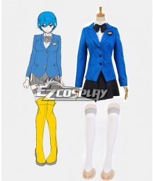 Ai Tenchi Muyo! Science Club Rui Aoi Cosplay Costume
