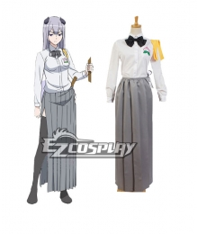 Ai Tenchi Muyo! Student Council Hachiko Cosplay Costume
