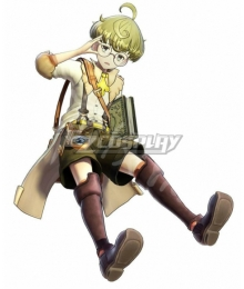 Atelier Ryza: Ever Darkness & the Secret Hideout Tao Mongarten Cosplay Costume