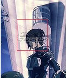 Attack On Titan Shingeki No Kyojin Final Season Hange Zoe Brown Cosplay Wig