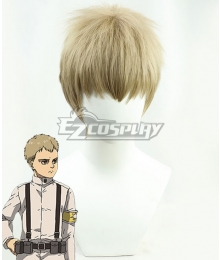 Attack On Titan Shingeki No Kyojin Final Season Falco Grice Golden Cosplay Wig