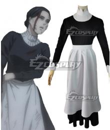 Attack On Titan Shingeki No Kyojin Final Season Lara Tybur Cosplay Costume