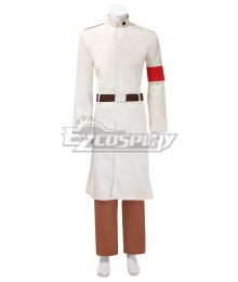 Attack On Titan Shingeki No Kyojin Final Season Reiner Braun Cosplay Costume