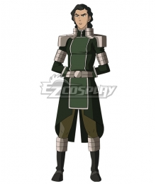 Avatar The Legend of Korra Kuvira Cosplay Costume - No Armor