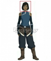 Avatar The Legend Of Korra Season 4 Korra Black Cosplay Wig