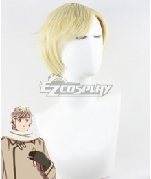 Axis Powers Hetalia Russia Ivan Braginski Golden Cosplay Wig