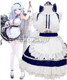 Azur Lane Bisque Doll Cosplay Costume
