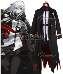 Azur Lane Enterprise Alter Cosplay Costume