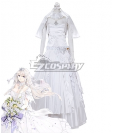 Azur Lane Enterprise Oath Cosplay Costume