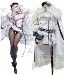 Azur Lane Gangut Cosplay Costume - B Edition