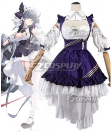 Azur Lane HMS Hermione Pure White Nurse Cosplay Costume