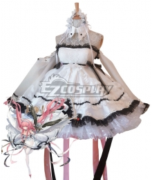 Azur Lane HMS Perseus Cosplay Costume