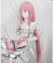 Azur Lane HMS Perseus Pink Cosplay Wig