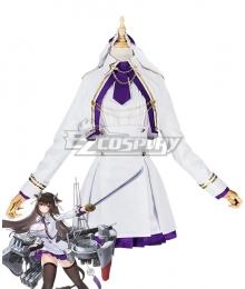 Azur Lane IJN Kashino Cosplay Costume
