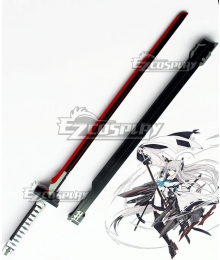Azur Lane Kawakaze Knife Scabbard Cosplay Weapon Prop