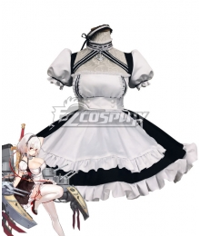 Azur Lane Sirius Maid Outfit Cosplay Costume