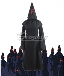 Baka to Test to Shoukanjuu FFF Inquisition Cosplay Costume