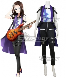 Bang Dream! 7th☆LIVE RAISE A SUILEN RAS Layer Wakana Rei Cosplay Costume