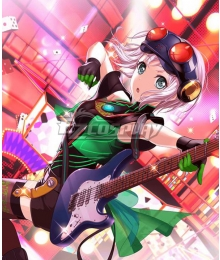 BanG Dream! Afterglow Persona Aoba Moca Cosplay Costume