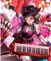 BanG Dream Afterglow Persona Hazawa Tsugumi Cosplay Costume