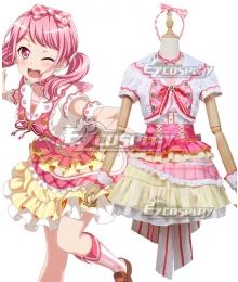 BanG Dream! Girls Band Party! Maruyama Aya Stubborn Cosplay Costume