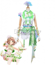 BanG Dream! Pastel*Palettes An Idol Is Yamato Maya Cosplay Costume