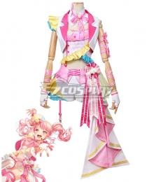 BanG Dream! Pastel*Palettes Giving Idol Maruyama Aya Cosplay Costume