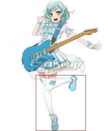 BanG Dream! Pastel*Palettes Hikawa Hina Blue Cosplay Shoes