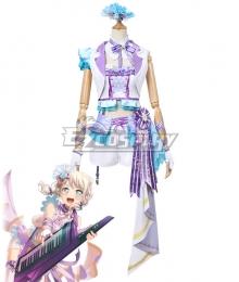 BanG Dream! Pastel*Palettes I Want to Share! Wakamiya Eve Cosplay Costume