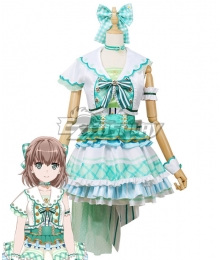 BanG Dream! Pastel*Palettes Yamato Maya Ideals vs. Reality Cosplay Costume