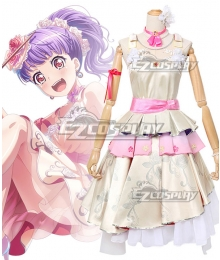 BanG Dream! Roselia Careful Spin Udagawa Ako Cosplay Costume