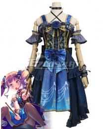 BanG Dream! Roselia Eternal longing! Udagawa Ako Cosplay Costume