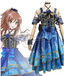 BanG Dream! Roselia Necessary Existence Imai Lisa Cosplay Costume