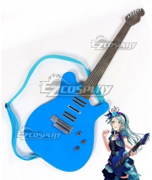 BanG Dream ! Sayo Hikawa Guitar Cosplay Weapon Prop