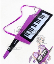 BanG Dream ! Wakamiya Eve Keyboard Cosplay Weapon Prop