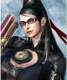 Bayonetta Bayonetta Glasses Cosplay Accessory Prop