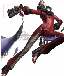 Bayonetta Jeanne Gun Cosplay Weapon Prop