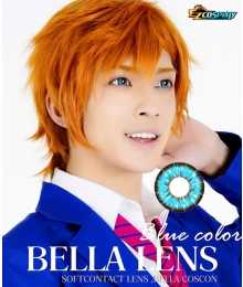 Bella Eye Coscon Jade 2tone Eugeo Yuliy Rachel Gardner Ray Blue Cosplay Contact Lense