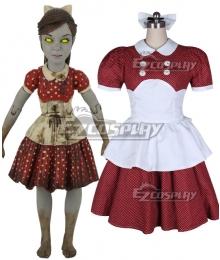BioShock litter sister Cosplay Costume