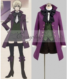 Black Butler Alois Trancy Coat Cosplay Costume - Coat Only
