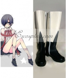 Black Butler Ciel Monastery Cosplay Shoes
